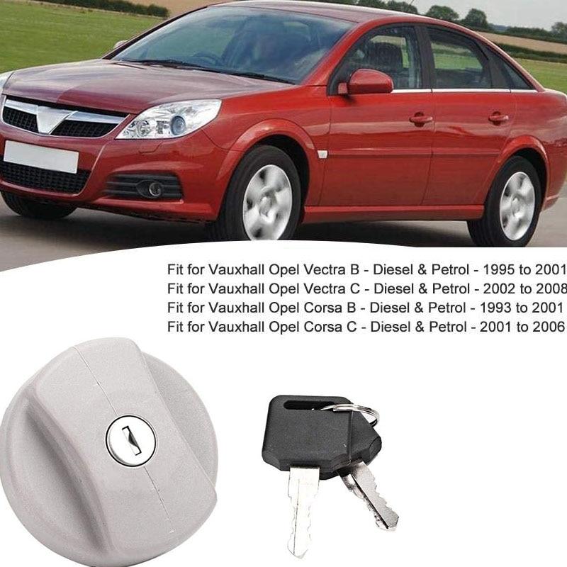 Locking Fuel Diesel Petrol Cap Compatible with Mitsubishi Pajero Screw