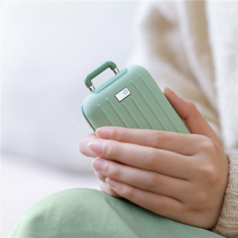 3Life 339 Luggage Hand Heater Warmer Charging Portable Battery Power Bank Two-speed Constant Temperature For Winter