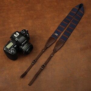 Image 2 - Cam In 8196 Digitale Slr Camera Riem Comfortabele Katoenen Camera Lanyard Voor Nikon Sony Canon En Andere Camera S