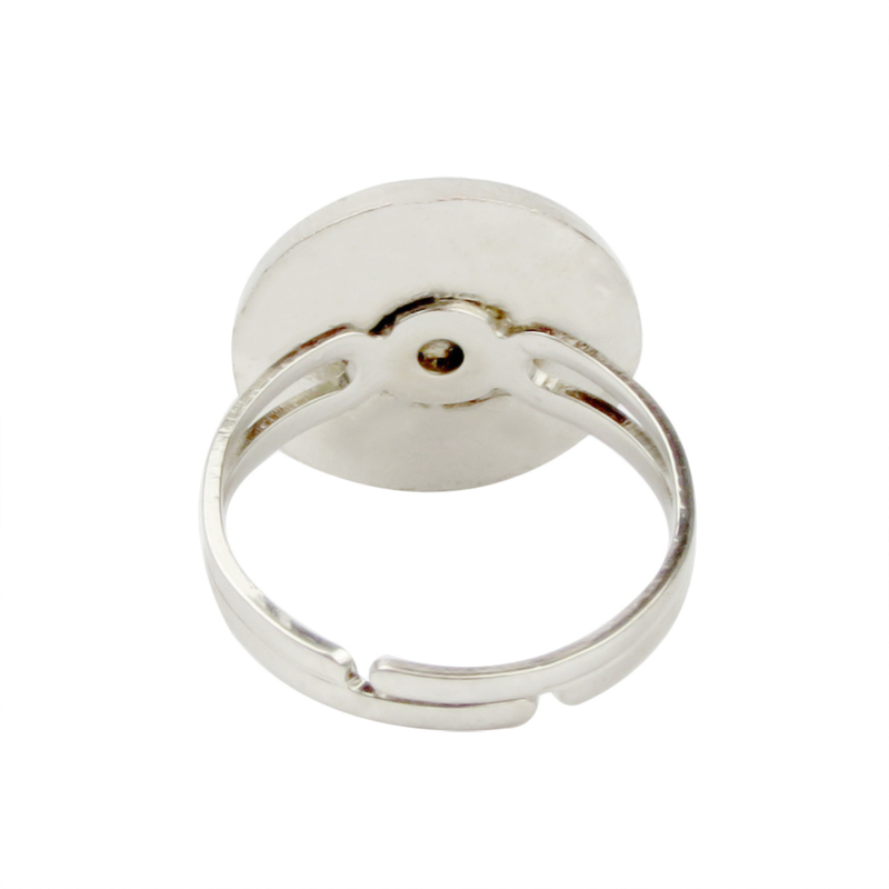 Yinyang Mood Ring Color Change Mood Ring Adjustable Emotion Feeling Changeable Temperature Ring 1PC Dropshipping 1