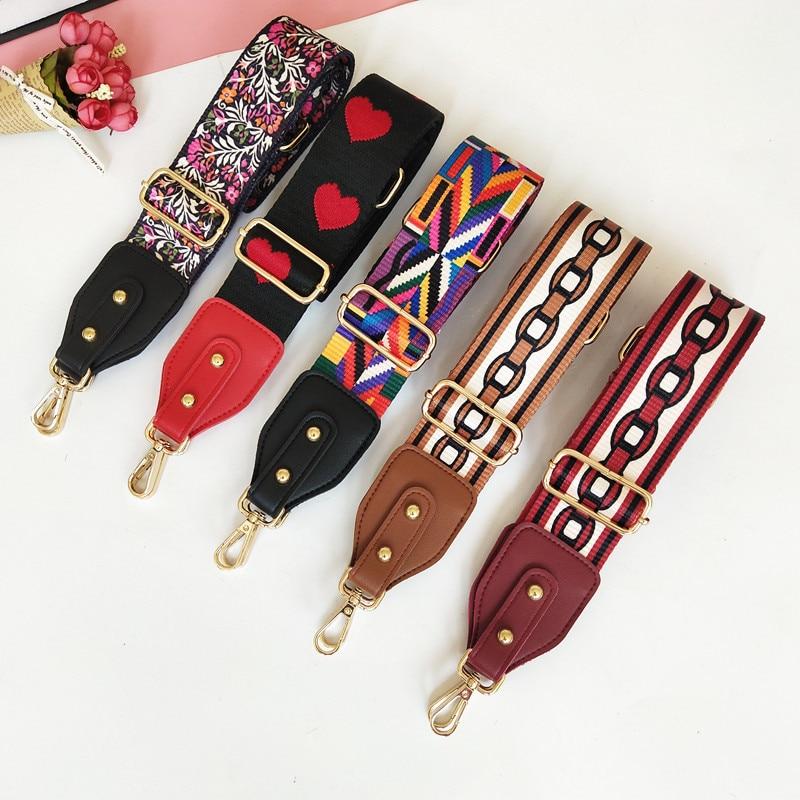Bag Chain Obag Burden Bag Diagonal Cross Wild Shoulder Strap Adjustable Strap Replacement Accessories Belt Women Bag Belt  Bolso