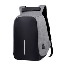 Anti theft Bag Men Laptop Rucksack Travel Backpack Women Large Capacity Business USB Charge College Student School Shoulder Bags
