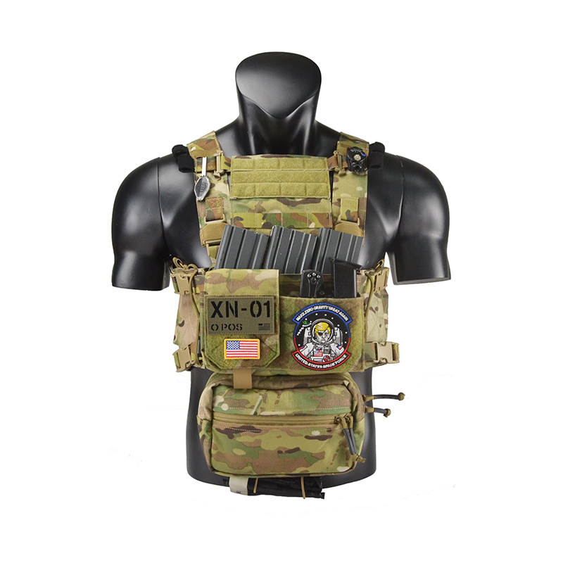 Delustered MFC 2.0 Chest Rig TW CR004|Hunting Vests| |  - title=