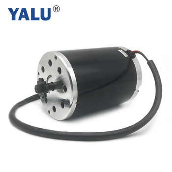 YALU MY1020 500W-1000W High Speed E Scooter toy car motor UNITEMOTOR Ebike Electric Bicycle DC Motor without foot