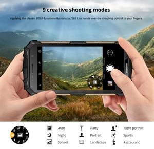Image 2 - DOOGEE S60 Lite IP68 ทนทานไร้สายชาร์จ 4GB 32GB 5580MAh 12V2A Quick Charge Octa Core 5.2 FHD 16MPกล้องสมาร์ทโฟน