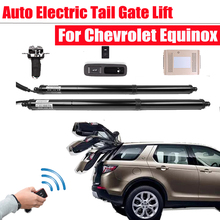 Car Electronics smart automatic electric tail gate lift For Chevrolet Equinox 2017 2018 2019 Tailgate Remote Control Trunk Lift car electric tail gate lift special for lexus es 2018 easily for you to control trunk