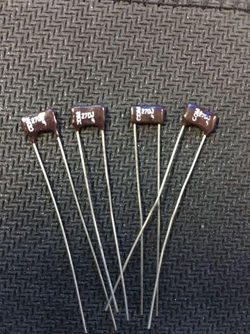 Substituído por 500v22pf Pces 27pf Pode Ser 33pf 30pf Americano Cdm Prata Mica Capacitor Frete Grátis 20 – 50 500v27pf