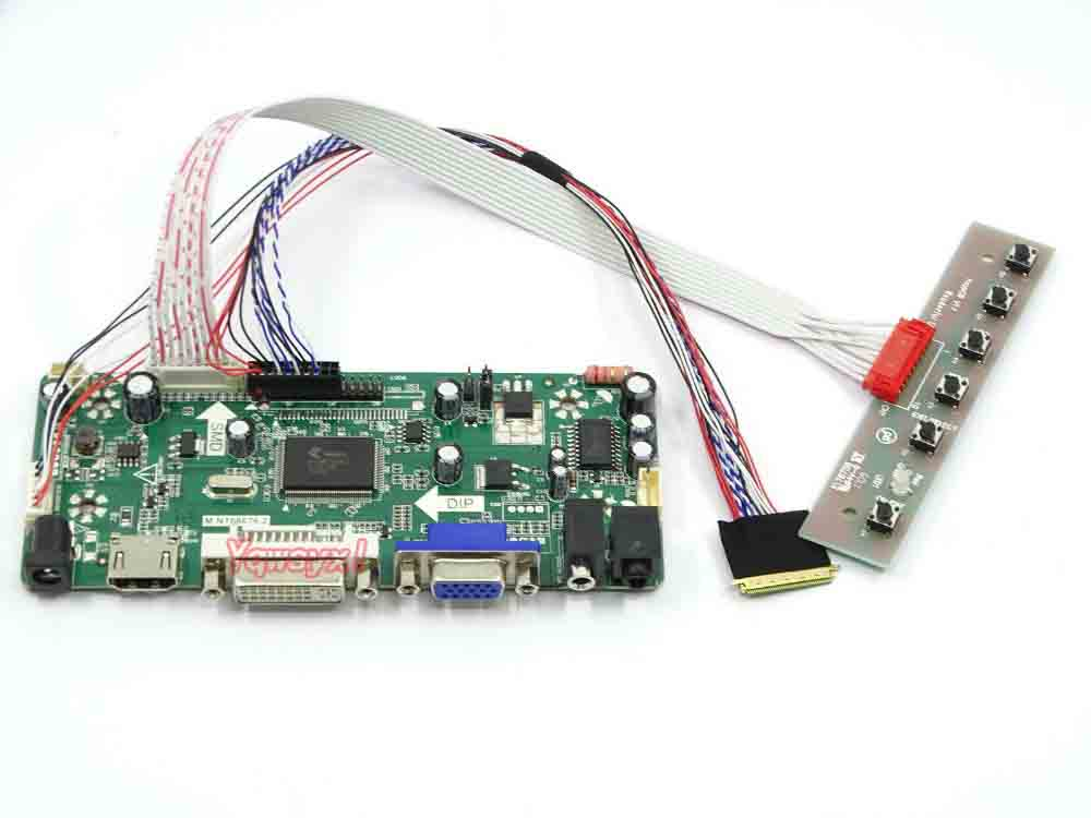 kit for LTN173KT01 HDMI DVI VGA LCD LED Controller Driver Board