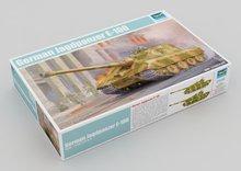 Trumpeter 1/35 01596 German Jagdpanzer E-100 Tank Destroyer Military Display Toy Plastic Assembly Building Model Kit цена 2017