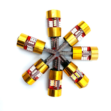 1pcs LED W5w T10 Auto Bulb Lights LED 12v 27 SMD Light-emitting Diode 3014 Tail Light Automobiles Car Bulb White Blue Red yellow creative led light bulb style keychain yellow white