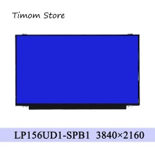 LP156UD1-SPB1 for LG 15.6 Matte Display 3840*2160 4K UHD 100% Testing 72% NTSC Color