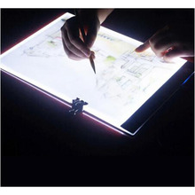 A4 A5 Tablet PC Box LED Diamond Lamp Pad Light Diamond Paint