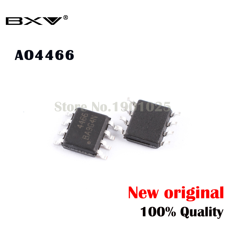 10pcs AO4466  4466  MOSFET SOP-8 New Original