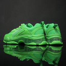 Men Dad Sneakers Casual Shoes Air Mesh C