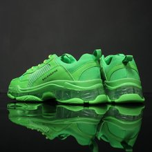 Men Dad Sneakers Casual Shoes Air Mesh Chunky Sneaker Outdoo