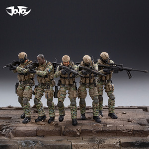 Image 4 - NEW JOY TOY 1/18 action figures US Marine Corps USMC Armed Forces model doll Birthday/Holiday Gift Free shipping