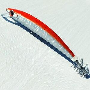 Image 3 - 5 шт., 14 см/23 г, тонущий джиг осьминог, джиг кальмар, искусственная жесткая приманка для рыбной ловли