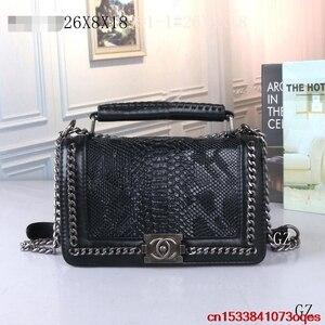 Luxury Designer Brand Chanel- Handbag Shoulder Bags Women Messenger Bag Bolsa Feminina Handbags C24