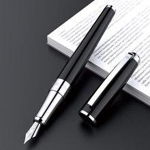 DARB mürekkep dolma kalem klasik tasarım lüks Metal iş ofis kaliteli okul öğrencileri yazma kalem hediye seti