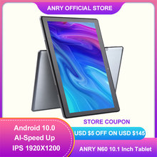 2021 New Arrival 4G LTE Tablets 10.1 Inch Android 10 Octa Core Google Play 4GB+64GB Dual SIM Cards GPS BT 5.0 WiFi Tablet Pc