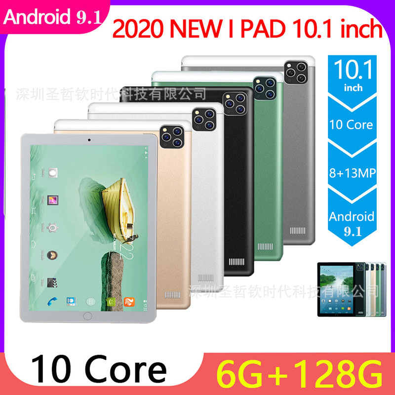 Tablets Teclast M30 Tablet PC 10.1 Inch Andriod 2560*1600 IPS 4G Phone Call Notebook 8GB RAM 128GB ROM Type-C GPS