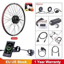 Bafang 36V 250W Ebikeมอเตอร์ล้อไฟฟ้าจักรยานชุด20/26/27 5/700Cนิ้ว250WจักรยานBrushlessเกียร์มอเตอร์ฮับด้านหลัง