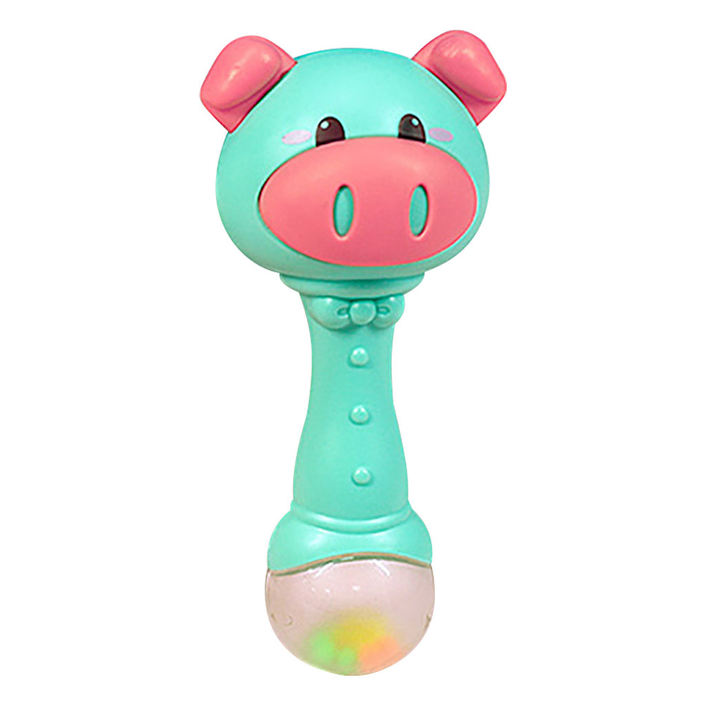 Baby Ringing Bell Cartoon Baby Rattle NP