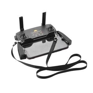 Image 4 - Correa de hebilla de doble gancho para DJI MAVIC 2 PRO Zoom Spark Air 2 Mavic Mini accesorio de seguridad, soporte de montaje de cuerda