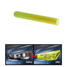 For Peugeot 206 207 208 301 306 308 406 407 408 3008 508 607 2008 4007 Accessories Car-styling Tint Headlight Film Sticker цена