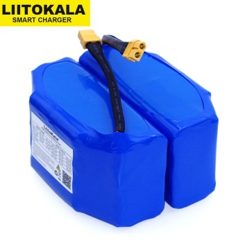 цена на 36V 4.4AH Rechargeable li-ion battery pack for electric self balance scooter hoverboard unicycle Self-balancing Fits 6.5 7