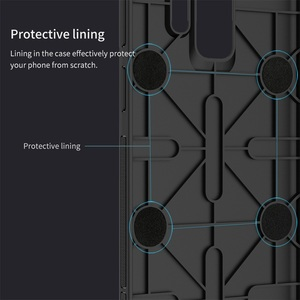 Image 5 - Case for Samsung Galaxy S10 S10+ S8 S9 S8+ S9+ Plus Support Wireless Charging Nillkin Magic Case for S10 Magnetic Holder Cover