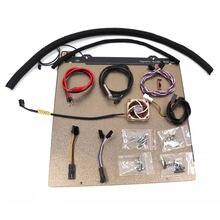 Gekloond Prusa I3 MK2/S Tot MK2.5S Upgrade Kit Met MK52 12V Heatbed, sunon V2 5V Fan, Poedervorm Geweven Pei Vel, Pinda V2 Probe