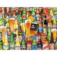 Германия Пива ликера diy картина вышивка крестиком Стразы мозаика