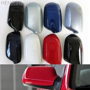 Image 1 - Auto spiegel abdeckung HENGFEI spiegel gehäuse abdeckung umkehr spiegel shell für Mazda 6 2003 2008