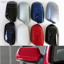 Car mirror cover HENGFEI mirror housing cover reversing mirror shell for Mazda 6 2003 2008