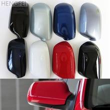 Copertura dello specchio auto HENGFEI specchio della copertura dellalloggiamento di retromarcia specchio shell per Mazda 6 2003 2008