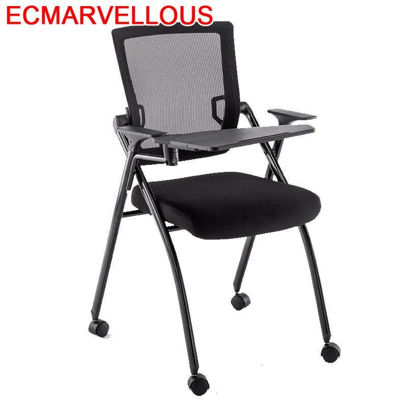 Training Institution Plegable Metal Modern Conferencia Sedie Moderne Pieghevoli Folding Office Silla De Oficina Conference Chair