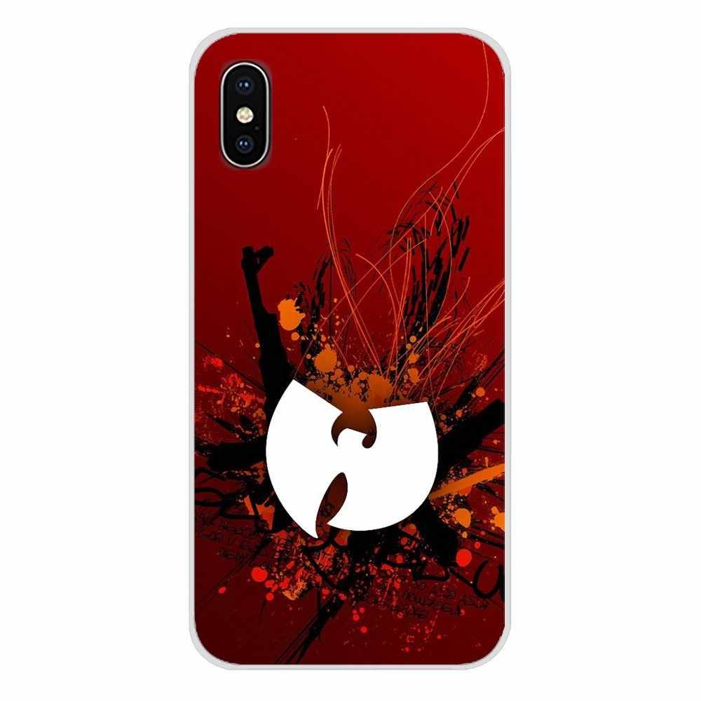 Wu Tang KILLER BEES хип-хоп для Apple IPhone X XR XS 11Pro MAX 4S 5s 5C SE 6S 7 8 Plus ipod touch 5 6 TPU Прозрачный чехол