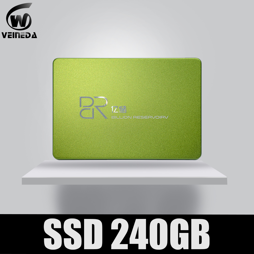 BR Ssd Hdd Disk 2.5' Ssd 60gb 120 Gb 240 TLC SATA3 Solid State Disk Internal Hard Drive For Laptop Computer & Tablet Pc