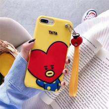 BTS BT21 IPhone Cases (3 Models)