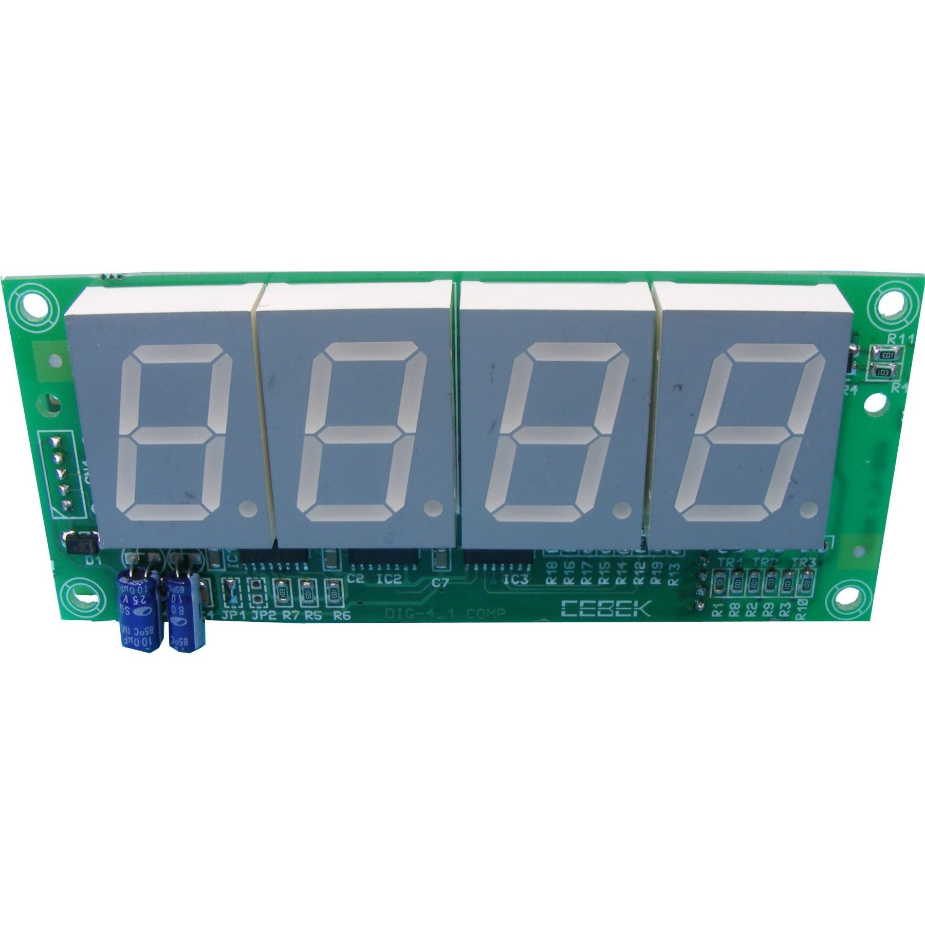 Counter 9999 Units 12 V CD-7 CEBEK