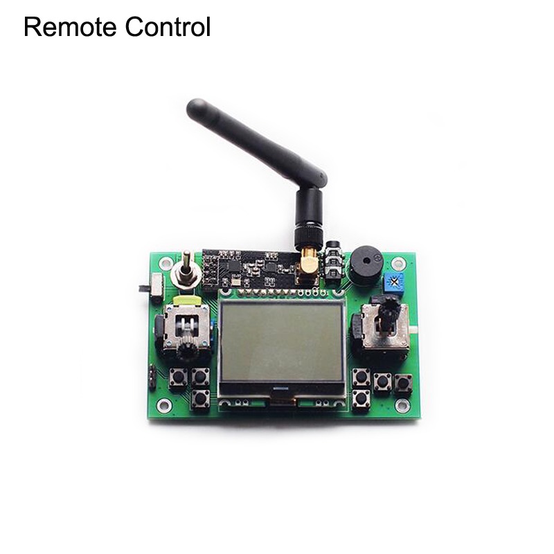 1PCS 2.4G 6 Channel Remote Control Distance Controlled Mini 3.5V-5V 100mA Aerial Model For FPV Racing RC Drone Quadcopter Parts