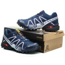 Original Top Qualität Geschwindigkeit Cross 3 Mens Designer Outdoor Laufschuhe Sport Athelitic Schuhe Wanderschuhe Chaussures De Course