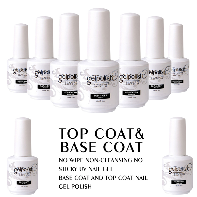 Top Base Coat Base Without A Sticky Layer Base And Topcoat  Nail Gel Top Coat Gel Nail Polish Resistant Gel Polish For Nail Art