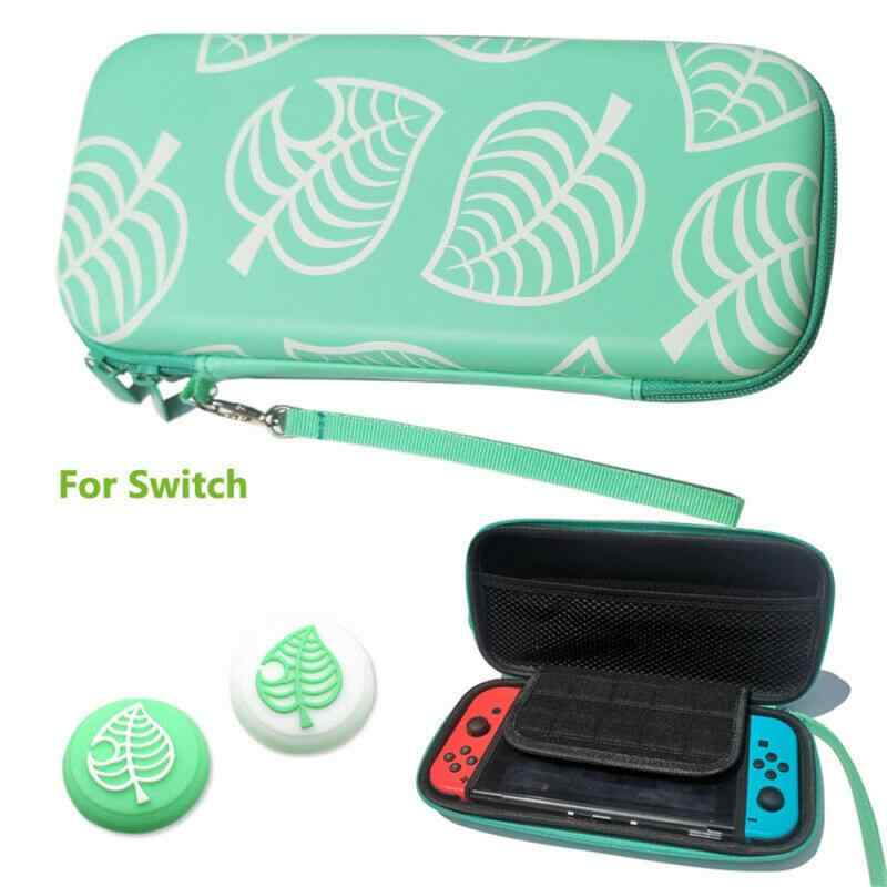 Silicone Case For Nintendo Switch Animal Crossing Carrying Case
