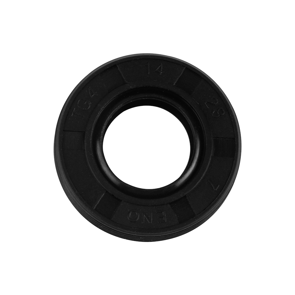 Rubber Oil Seal Black For Yamaha ATV GRIZZLY 700 550 EPS 700 EPS 550 FI EPS 550 700 FI A8
