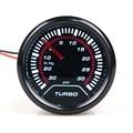 УФ-фильтр 52 мм с 2 дюймов Led прозрачного хрусталя с двумя объективами Автомобильный-30-30 psi Turbo Boost измерительный датчик для снятия показаний да...