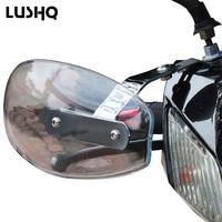 For honda civic 1993 suzuki skywave 400 phare moto ktm suzuki sv 650 v star Motorcycle handguards windshield Deflector protector