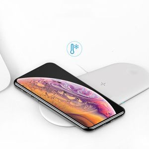 Image 3 - 1 Pc 3in1 QI Wireless Charger Charging Base Station for Apple Watch / iPhone/AirPods