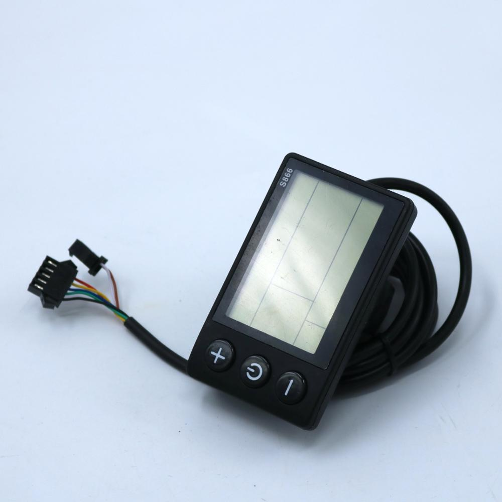 S866 /SQ-Q4 LCD Display E-bike Controller Display